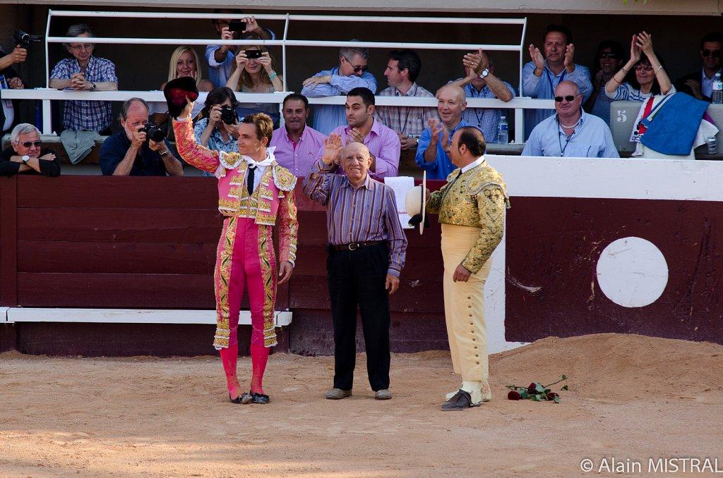Juan Bautista - Victorino Martin et Tito Sandoval