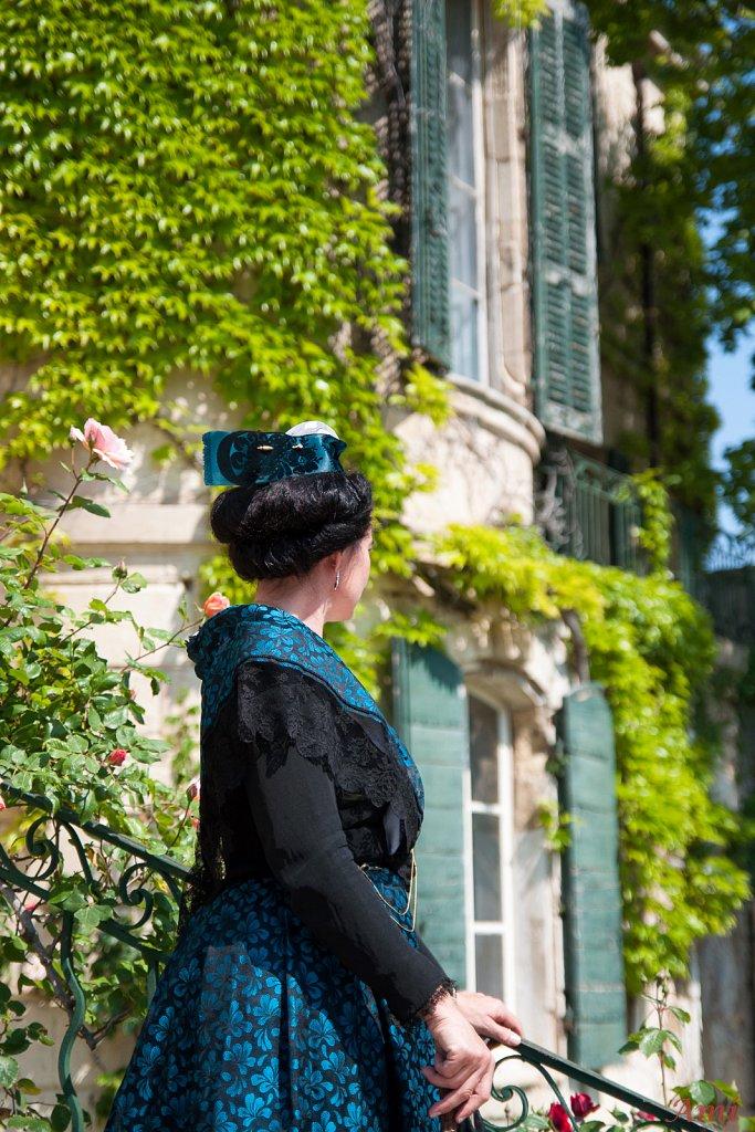 Nadine Chateau d'Estoublon 2011
