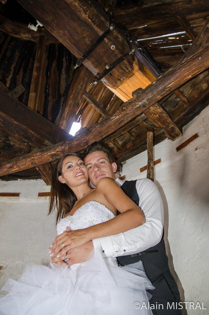 Mariage Virginie et Benjamin