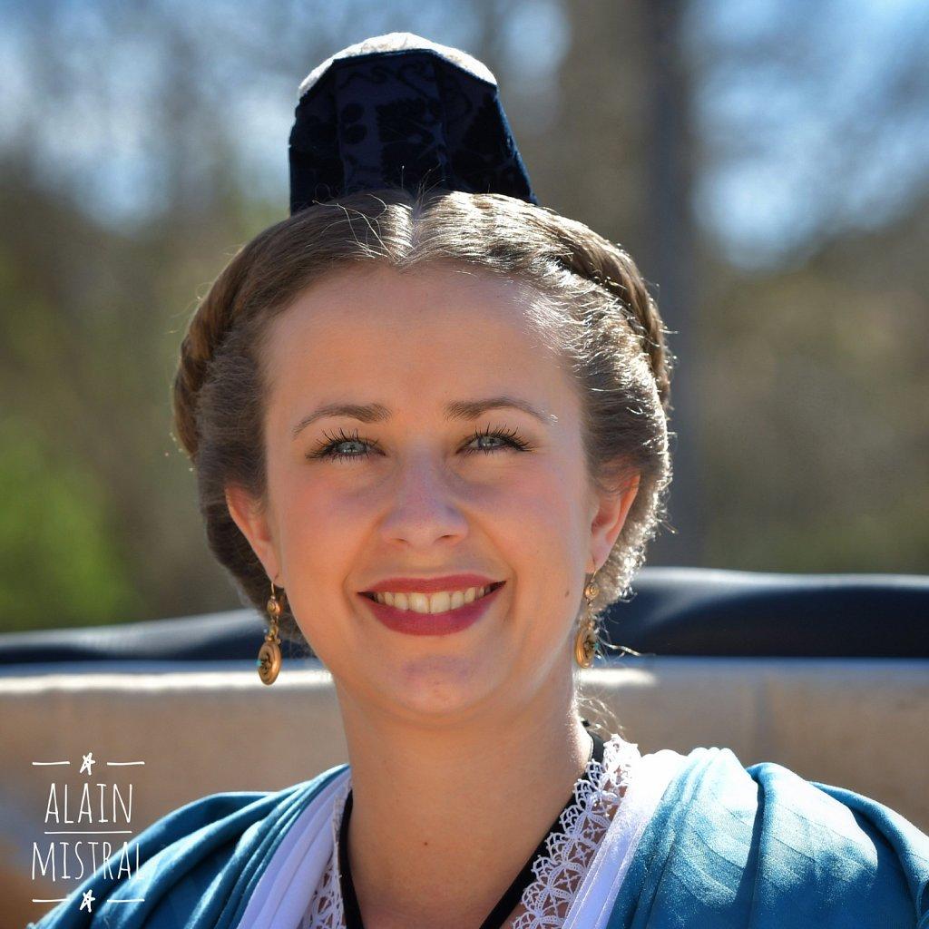 Mandy Graillon - XXIIème Reine d'Arles
