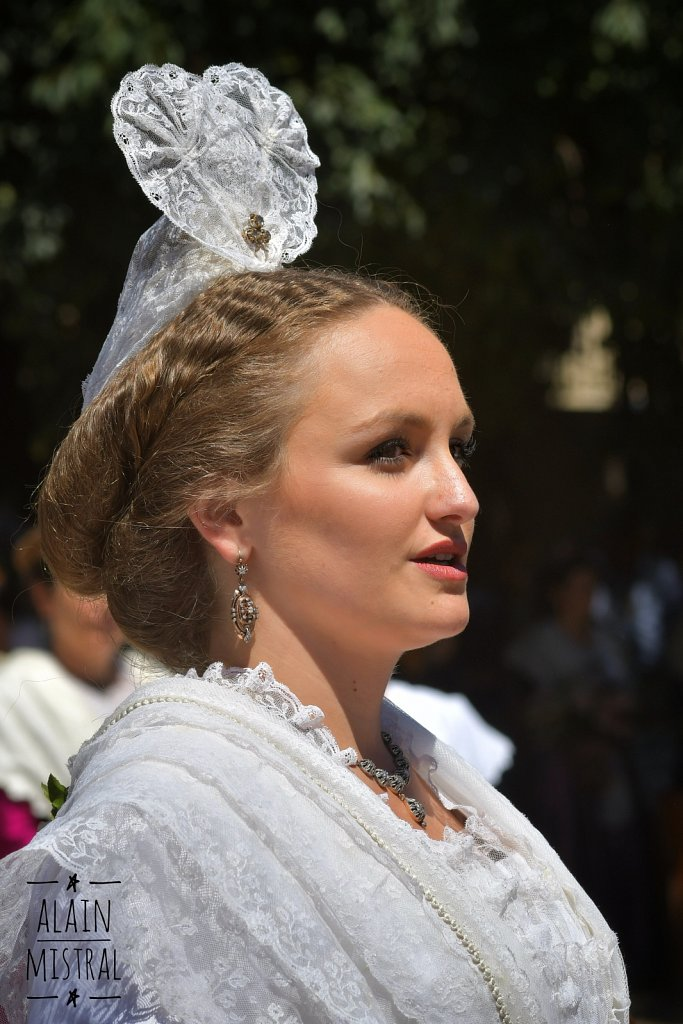 Naïs - XXIIIème Reine d'Arles