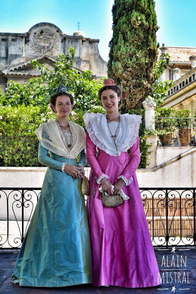 Laurie et Anna
