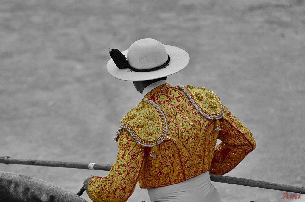 Piquero Arles Paques 2013