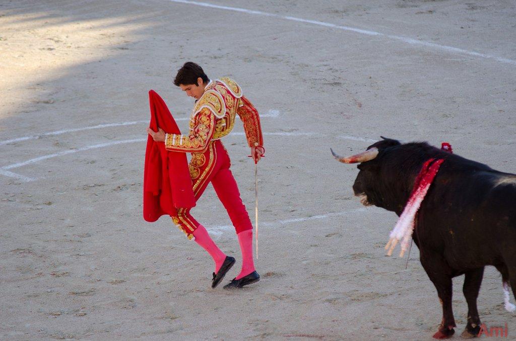 Sébastien Castella - Arles 2016