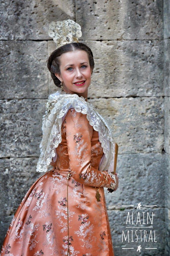 Mandy -XXIIème Reine d'Arles