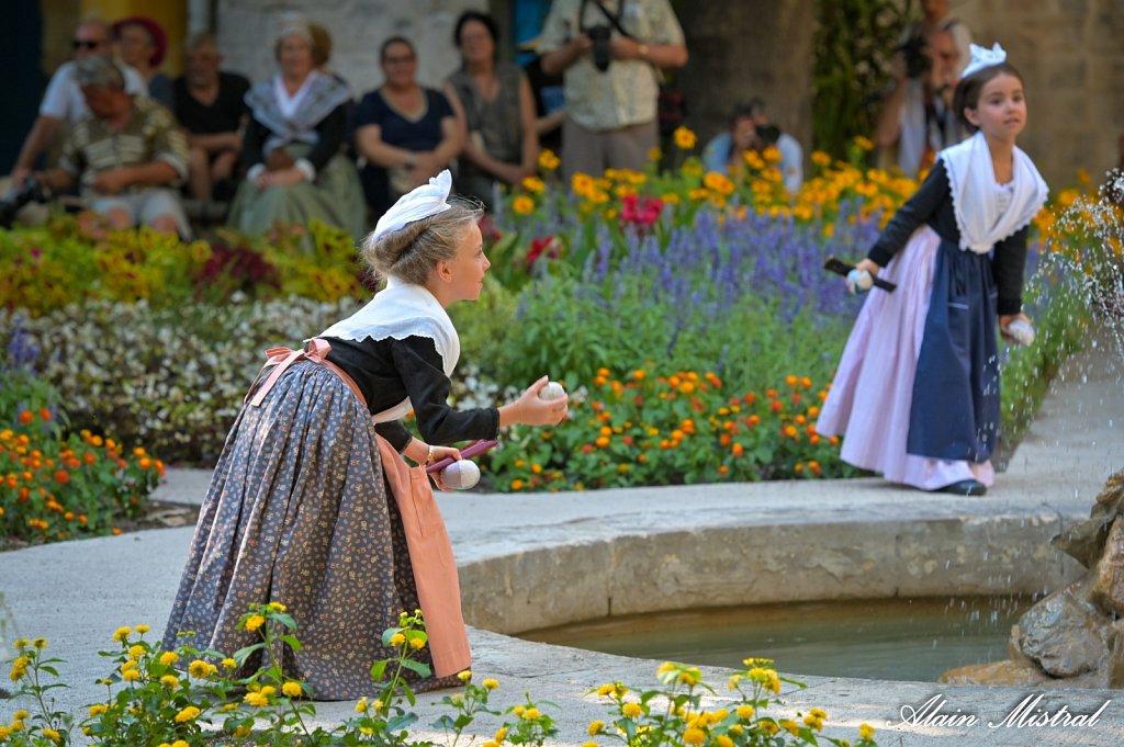 Costume d'Arles