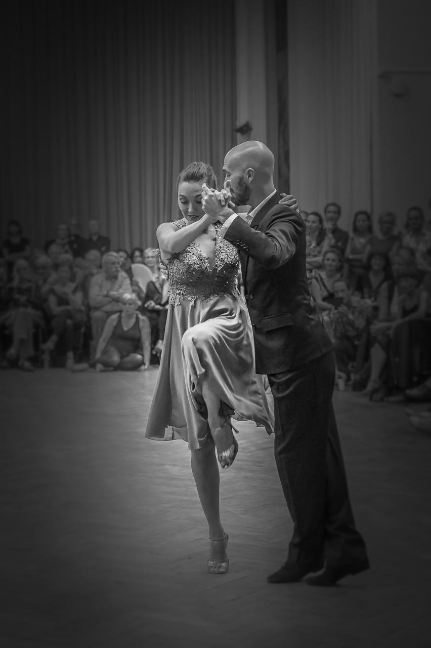 Maria Belén Giachello et Santiago Giachello Arles 2019